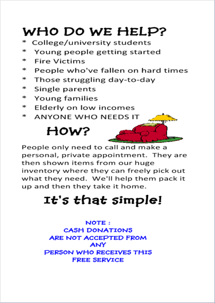 free stuff 4 daily needs brochure pg 3