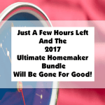 Just A Few Hours Left And It Is Gone