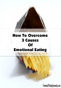 how to overcome 3 causes of emotional eating
