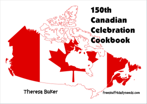 canadian cookbook blog