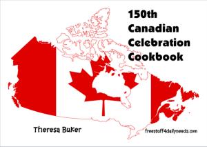canadian cookbook blog