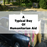 A Typical Day Of Humanitarian Aid