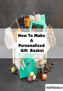 how to make a personalized gift basket