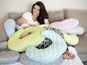 Free Nursing Pillows From NursingPillow.com