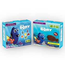 Free Finding Dory Snacks