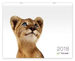 FREE 2018 TELUS Calendars