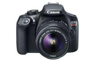 Win a Canon Rebel T6 DSLR Camera And More!