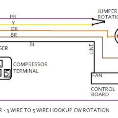 Ac Motor Run Capacitor Wiring Diagram Honda Odyssey Fuse Box A C Condenser Fan Rv Schematic