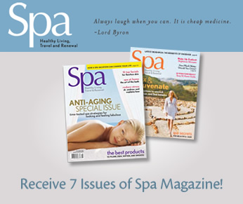 StartSampling.com 7 Free Issues of Spa Magazine - US