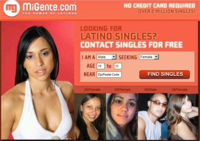 Sponsored: MiGente.com Free Latino Dating Service - Canada and US