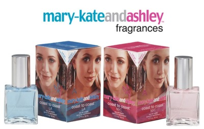 Mary-Kate and Ashley Fragrances Free Sample - Ages 14+, US
