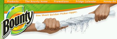 Bounty Quicker Picker-Upper Free Future Samples and Coupons - US