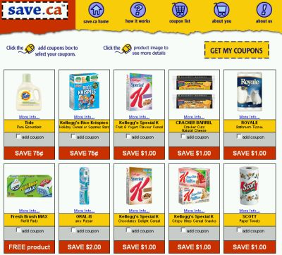 Save.ca Free Scrubbing Bubbles Fresh Brush MAX Refill Pads Coupon by Mail - Canada