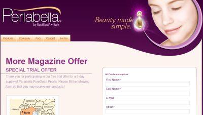 Perlabella PureDose Pearls Anti-Aging Serum Free 9-Day Supply - US