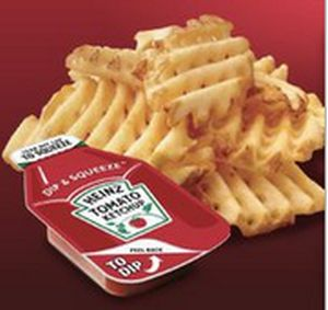 Chick-fil-A FryDay for Free Waffle Fries on March 4, 2011 from 2p.m. to 4p.m.