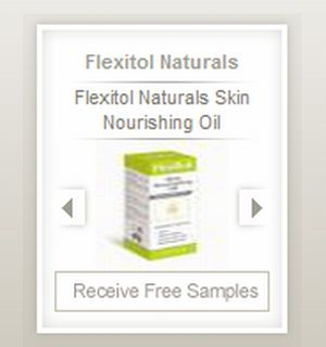 Laderma Health Free Flexitol Naturals Skin Care Sample - Canada