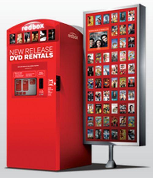 Redbox Movie Night Free DVD Rental on May 12, 2011