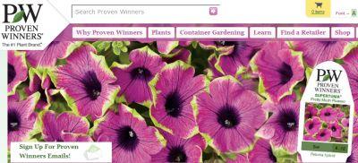 Free eNewsletter and Gardener's Idea Book from Proven Winners Winner's Circle - Worldwide
