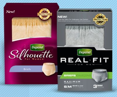 Depend real fit sample