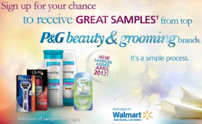 Get Free Samples Of P G Products Pantene Olay Venus Gillette From P G Brandsampler Beauty And Grooming Canada Free Stuff Page
