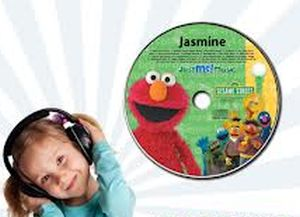 Just Me! Music Free Personalized Elmo Song Downloads for Your Child