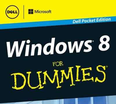 Dell Free Windows 8 for Dummies eBook - Dell Pocket Edition - Worldwide