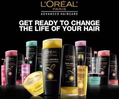 L'Oreal Paris Advanced Haircare Free Sample via Facebook