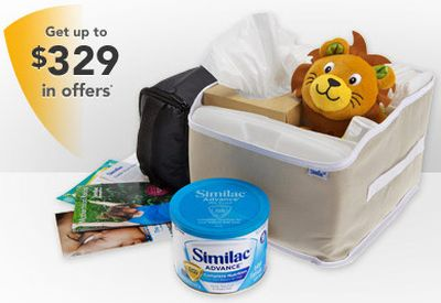 Similac StrongMoms Free offers in up to $329 in Benefits with Nourishing and Nursing Kit