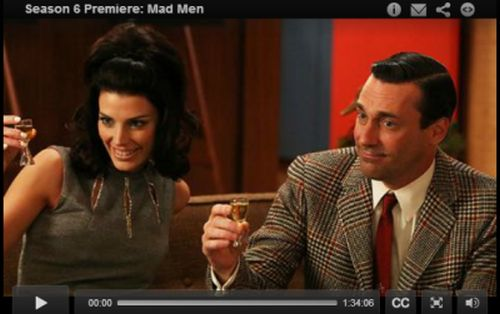 AMC Mad Men Season 6 Episode 1 Free Online Streaming
