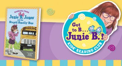 Junie B. Jones Kids' Reading Club Starter Kit