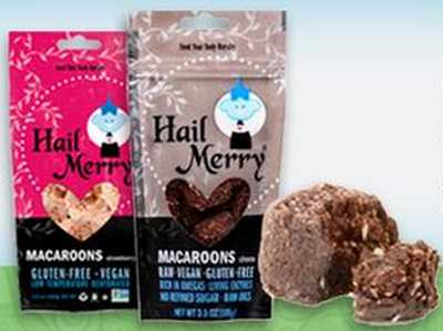 Moms Meet Free Possible Sample of Hail Merry Macaroons - US