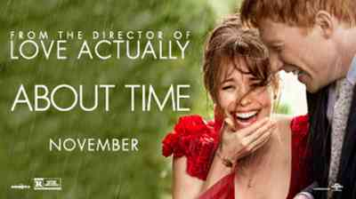 About Time Movie Advance Screening Free Tickets - US