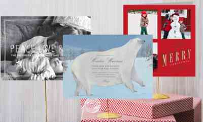Paperless Post Free Paper Holiday 2013 Collection Free Sample Pack