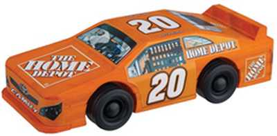 The Home Depot Build a Race Car at Kids Workshops on Saturday, February 1, 2014 from 9 a.m. to 12 p.m.