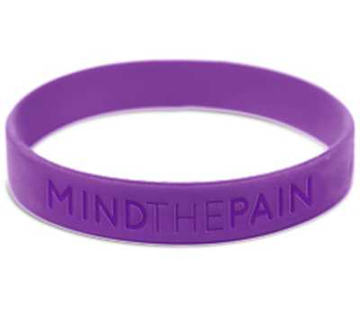 Advanced Migraine Relief Free Mind the Pain Wristband - Canada, Mexico, UK and US