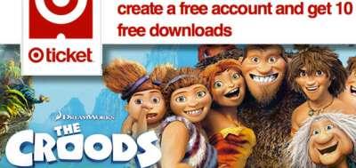 Target Ticket 10 Free UltraViolet Movie Titles - US