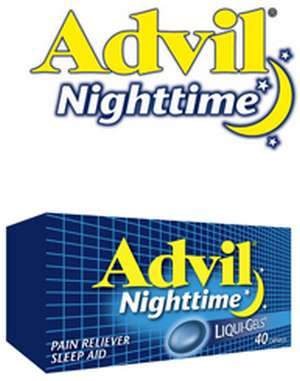 Advil Nighttime Pain Reliever Free Sample Pack - 18+, Canada