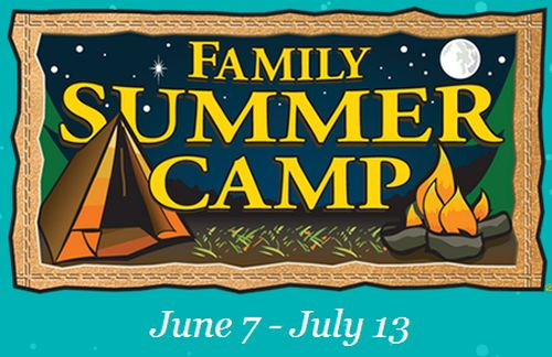 Bass Pro Shops Free Family Summer Camp with Free Family Activities, Crafts and More - June 7 to July 13, 2014