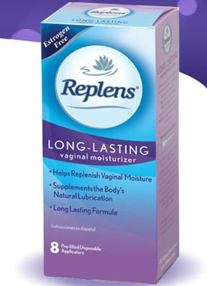 Replens Long-Lasting Vaginal Moisturizer Free Sample - US