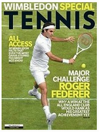 Mercury Magazines Free Subscription to Tennis Magazine - US