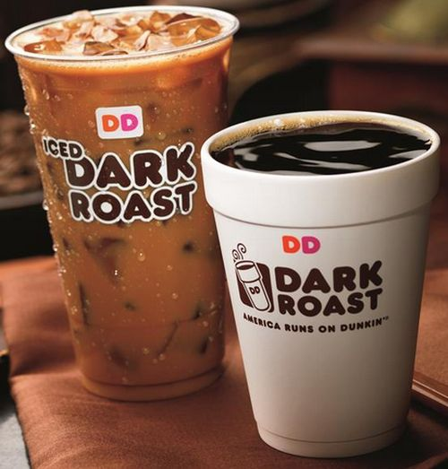 Dunkin' Donuts Celebrate National Coffee Day Free Medium Dark Roast Coffee on September 29, 2014 - US