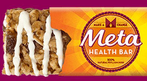 Walmart Free Metamucil Health Bar Sample - US