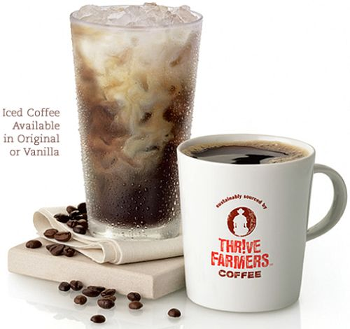 Chick-fil-A Free 12-oz Hot Coffee or 16-oz Iced Coffee All Day, Everyday in February 2015