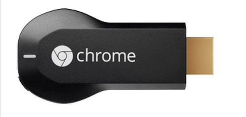 Google Chromecast Free $6 Google Play Credit with Chromecast for St. Valentines Day