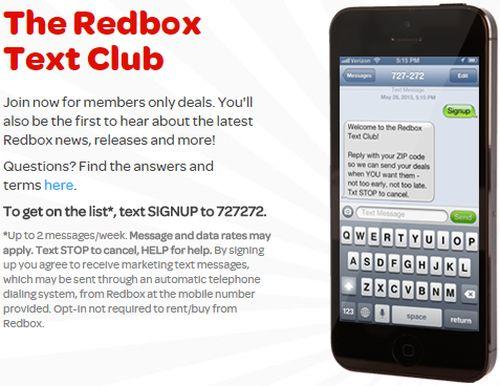 Redbox Free DVD Rental - US