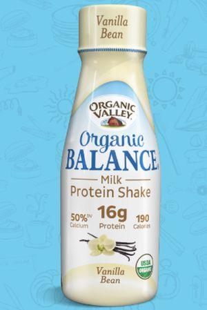 Organic Valley Organic Balance Milk Protein Shake