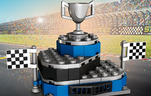 LEGO Club LEGO Speed Champions Mini-Trophy Toys R Us