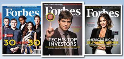 RewardsGold Forbes Magazine