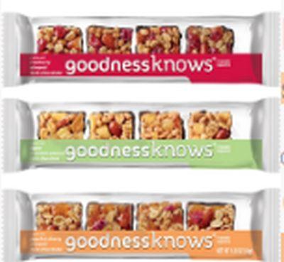 Kroger GoodnessKnows Snack Square