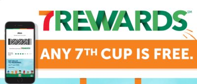 7-Eleven Coffee with 7Rewards App